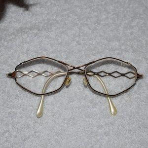 Vintage 1980's Cazal RX Glasses
